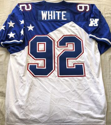 Reggie White 1995 NFC Pro Bowl authentic Mitchell and Ness stitched jersey NEW