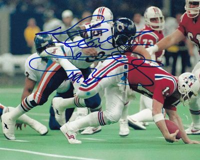 Richard Dent autographed Chicago Bears Super Bowl 20 8x10 photo inscribed MVP