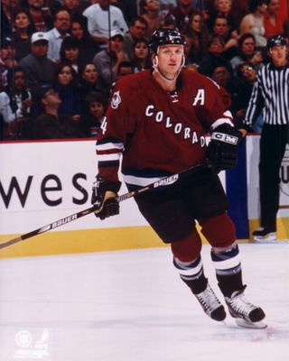 Rob Blake Colorado Avalanche 8x10 photo