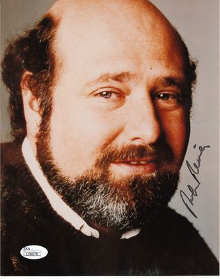 Rob Reiner autographed vintage 8x10 portrait photo (JSA)