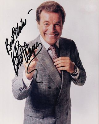 Robert Wagner autographed 8x10 photo