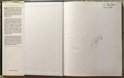 Sally Ride autographed To Space And Back hardcover book