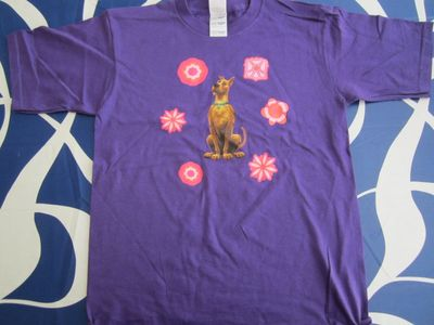 Scooby-Doo 2 Monsters Unleashed promo girls size 14-16 T-shirt NEW
