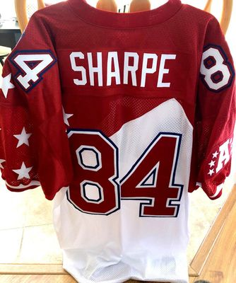 Shannon Sharpe 1995 AFC Pro Bowl authentic Mitchell and Ness stitched jersey NEW