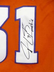 Shawn Marion autographed Phoenix Suns authentic game model jersey inscribed Matrix