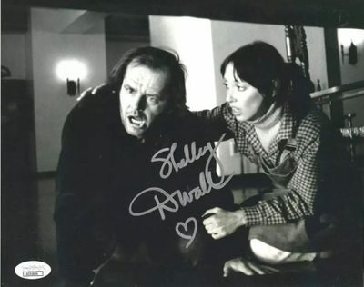 Shelley Duvall autographed The Shining 8x10 movie photo (JSA)