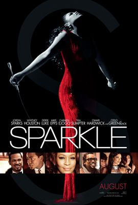 Sparkle mini movie poster (Whitney Houston & Jordin Sparks)
