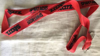 Spartacus Blood and Sand 2009 San Diego Comic-Con Starz lanyard