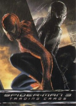 Spider-Man 3 promo card P1