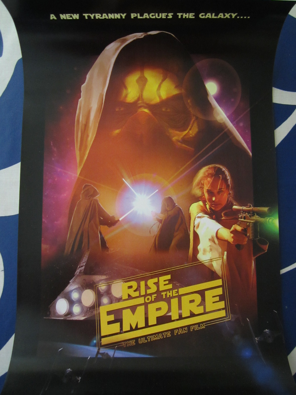 STAR WARS EVOLUTION PROMOTIONAL CARDS P1 AND P2