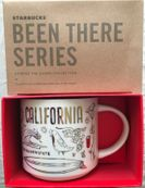Starbucks 2018 Been There Series California Holiday 14 ounce collector coffee mug NEW