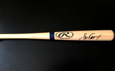 Steve Garvey autographed Rawlings mini baseball bat