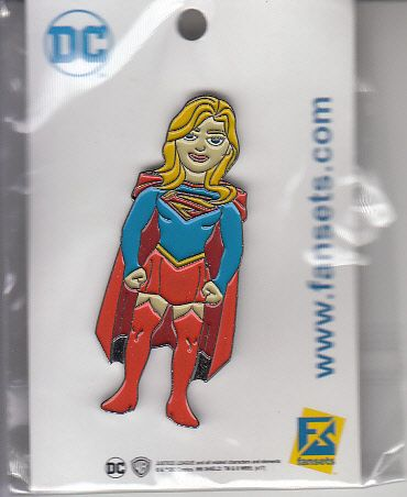 Supergirl 2017 Comic-Con exclusive enamel pin NEW & SEALED
