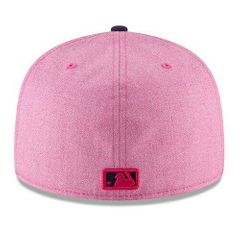 Tampa Bay Rays 2018 Mother's Day pink authentic New Era fitted game model cap or hat BRAND NEW WITH TAGS