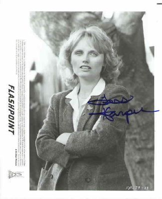 Tess Harper autographed 8x10 Flashpoint photo