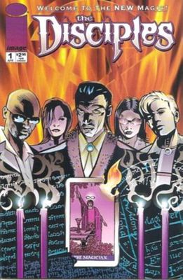 The Disciples Image Comics comic book issue #1