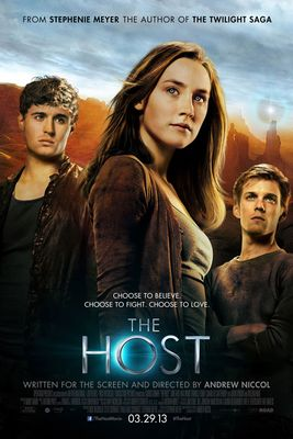 The Host mini 11x17 movie poster (Saoirse Ronan)