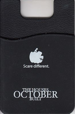 The Houses October Built movie 2014 Comic-Con smartphone business or credit card pocket
