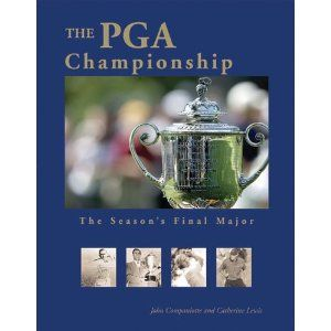 The PGA Championship The Season's Final Major 2004 hardcover coffee table book
