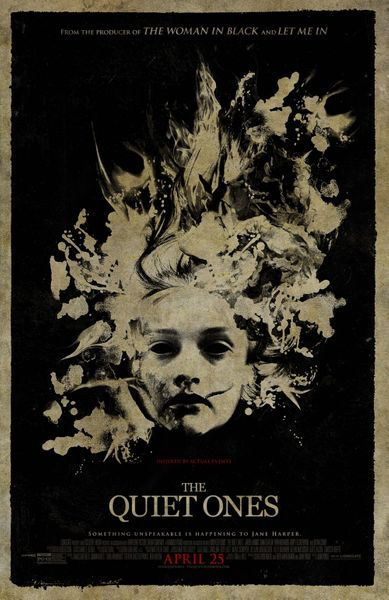 The Quiet Ones mini 2014 movie poster