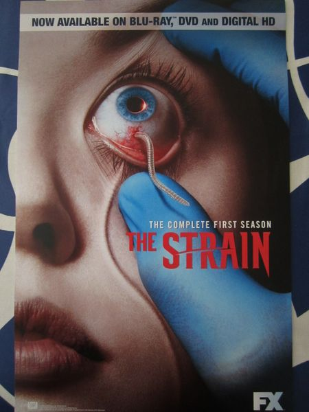 The Strain 2015 Comic-Con 11x17 mini promo poster
