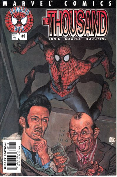 The Thousand Marvel comic book #1 (Spider-Man)