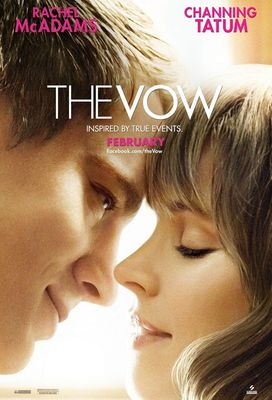 The Vow mini 11x17 inch movie poster (Rachel McAdams Channing Tatum)