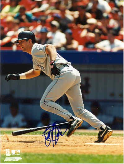 Todd Helton autographed Colorado Rockies 8x10 photo