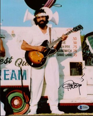 Tommy Chong autographed Nice Dreams 8x10 movie photo (BAS authenticated)