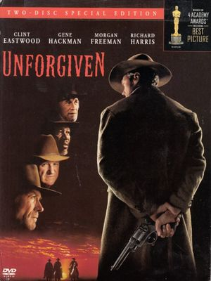 Unforgiven movie 10th Anniversary Special Edition DVD LIKE NEW
