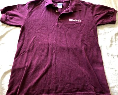 Veronica Mars TV series show worn HEARST embroidered shirt (Tangie Ambrose)