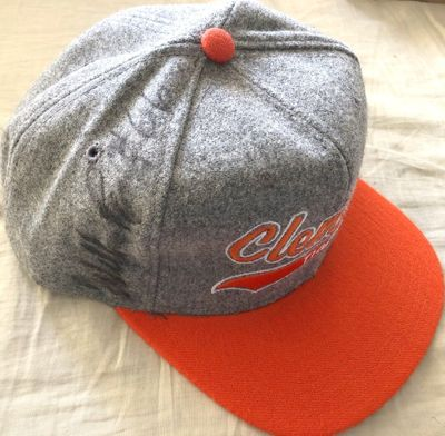 William (The Refrigerator) Perry autographed Clemson Tigers cap or hat