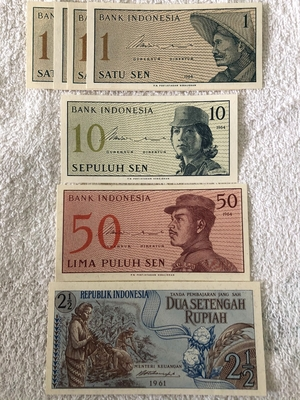 World Banknotes and Paper Money