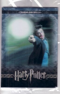 World of Harry Potter in 3D 2nd Edition promo card P3