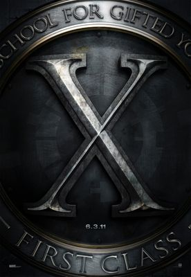 X-Men First Class mini teaser 2011 movie poster