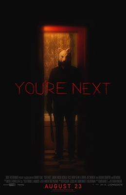 You're Next movie 27x40 inch full size poster