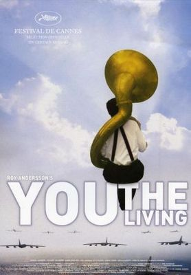 You the Living movie full size poster