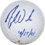 Your Tiger Woods Autographed Golf Ball Is Almost Definitely Fake
