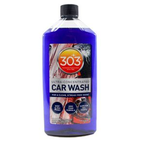 303 Ultra Concentrated Car Wash