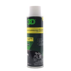 3D Aerosol Carpet & Upholstery Cleaner