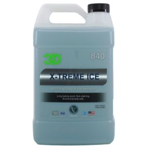 3D Air Fresheners - X-Treme Ice 128 oz.