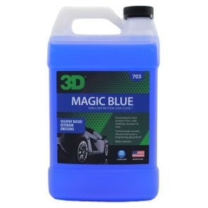 3D Magic Blue Dressing 128 oz.