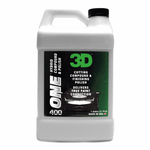 "3D One - 128 oz. <font color=""ff0000""> With Free Bonus!</font>"