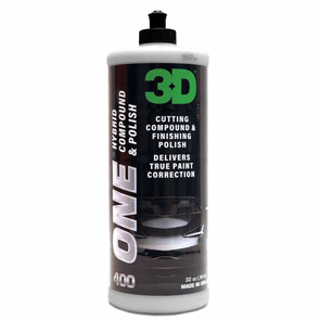 "3D One - 32 oz.<font color=""ff0000""> With Free Bonus! </font>"