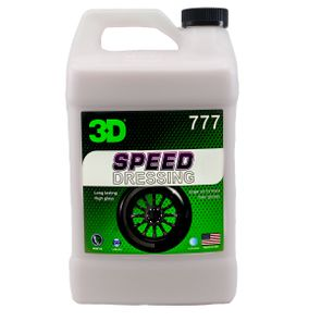 3D Speed Dressing - 128 oz.