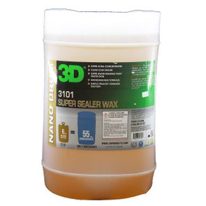 3D Super Sealer Wax - 6 Gallon