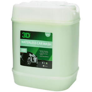 3D Waterless Car Wash - 5 Gallon