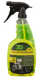 3D Yellow Degreaser 106