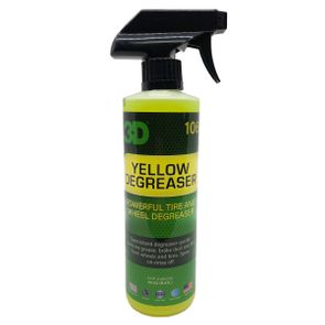 3D Yellow Degreaser 106 - 16 oz.