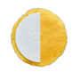 3D Yellow Wool X-Tra Cut Pad - 8 Inch